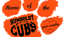 Home of the Humboldt Cubs
